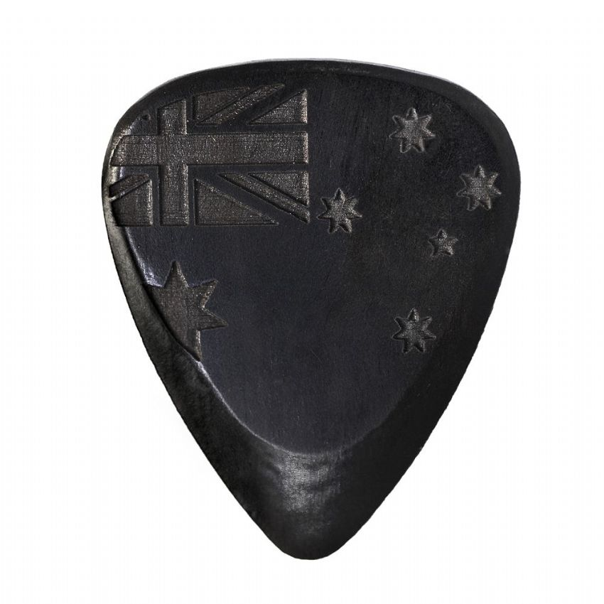 Flag Tones - Southern Cross Ebony - 1 Pick | Timber Tones